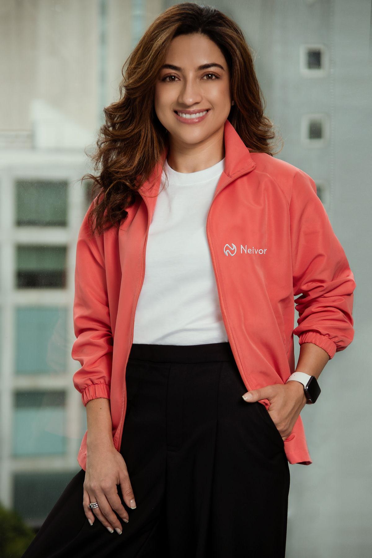 Caterine Castillo CEO de Neivor