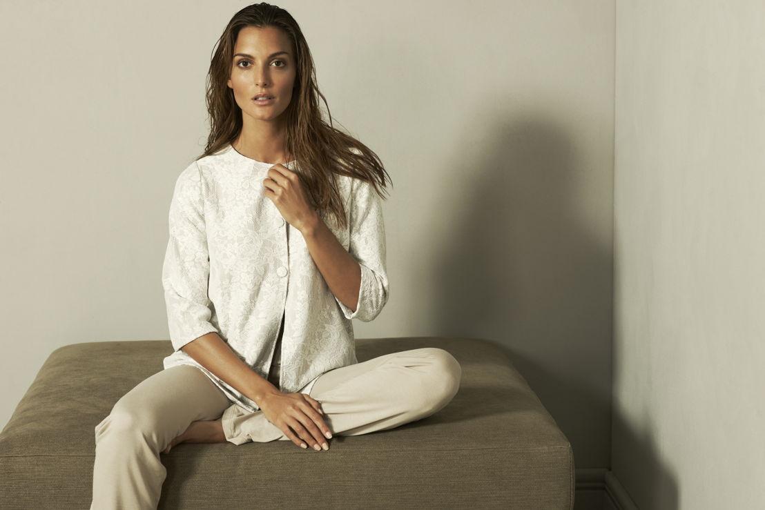 Tatà - Sibilla pyjama €113 -  Ariana vest €156