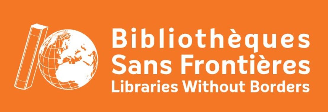 HAVAS BRUXELLES ACCOMPAGNE LE DEVELOPPEMENT MONDIAL DE BIBLIOTHEQUE SANS FRONTIERES
