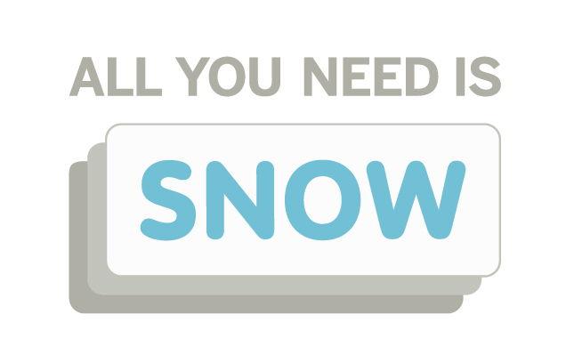 Logo SNOW