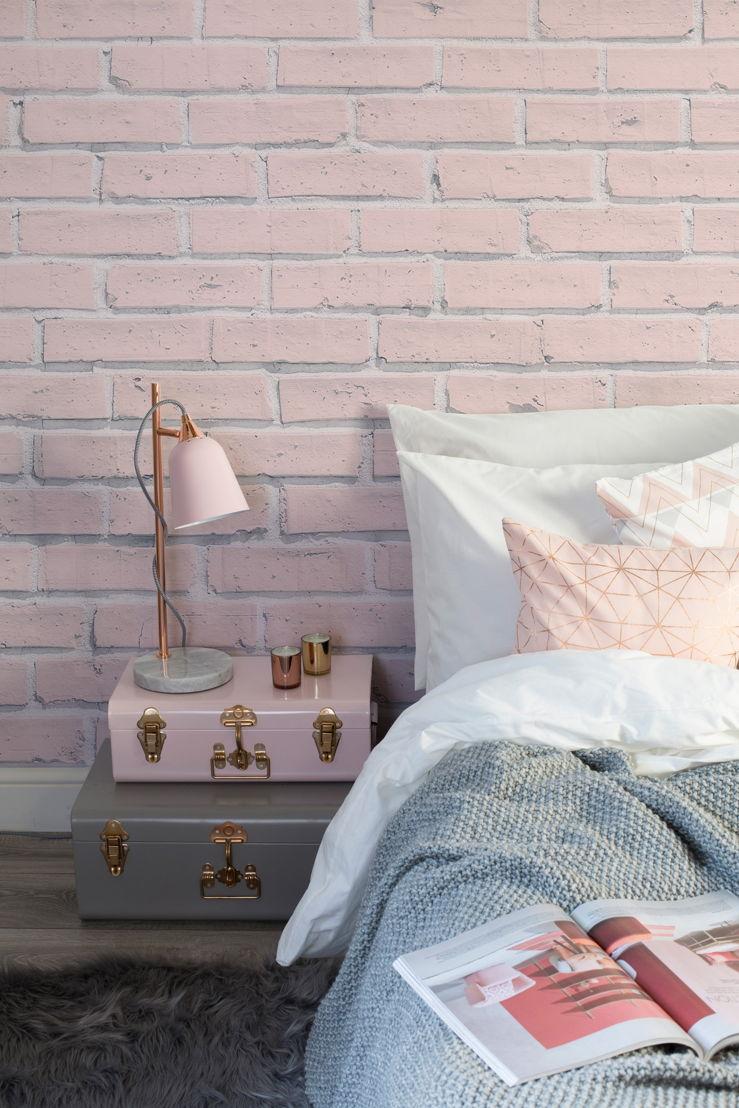 Pink Brick