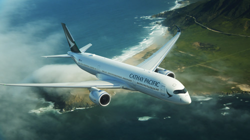 Cathay Pacific increases frequencies to key destinations across three continents