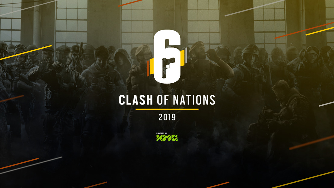 DAS CLASH OF NATIONS IST NAH