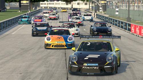 Porsche Esports Supercup 2020, Qualifying