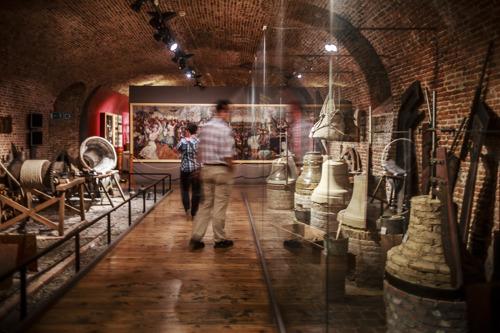 Museum Vleeshuis blijft geopend tijdens opfrissingswerken permanente tentoonstelling in kelder