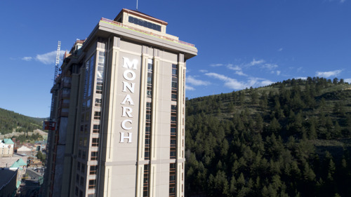 Monarch Casino Resort Spa employees honored by City of Black Hawk for saving man's life