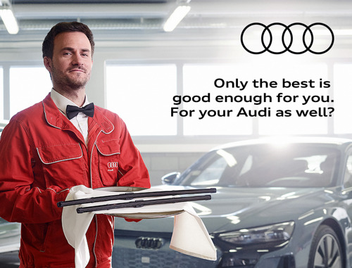 Prophets gives Audi top-tier service