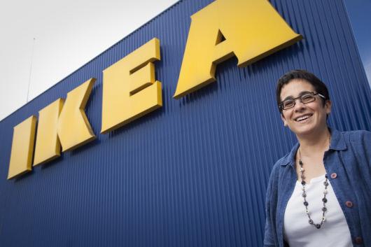 Catherine Bendayan komt aan het hoofd van IKEA België