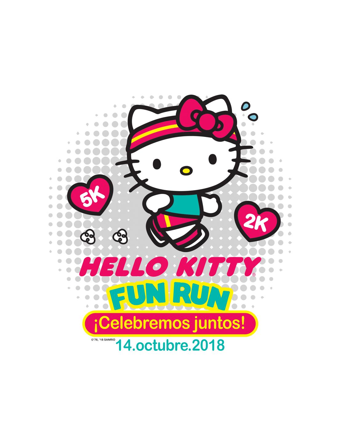 ¡Habrá más lugares para disfrutar la Gran Carrera Hello Kitty!