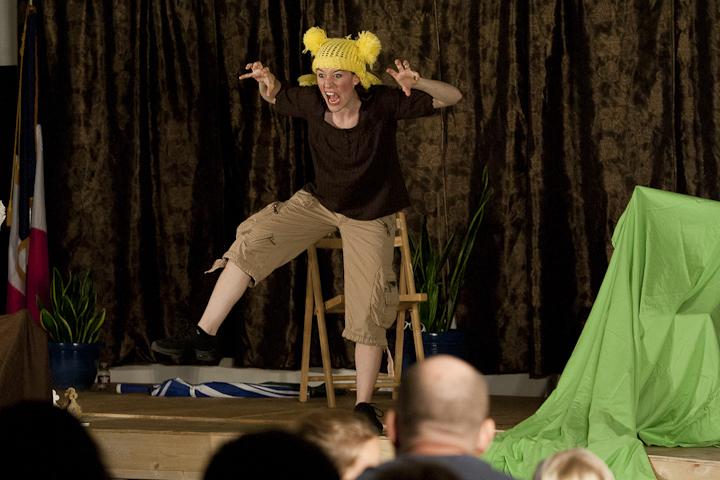 Fables Fantastiques (photo credit Aurora Theatre)