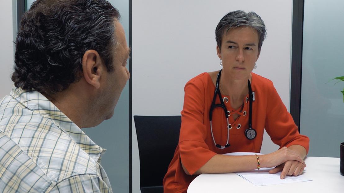 """Dr. Ann Vandenbroucke – """"Ik denk dat ik een vrij atypische dokter ben: ik vind oudere mensen super."""""""