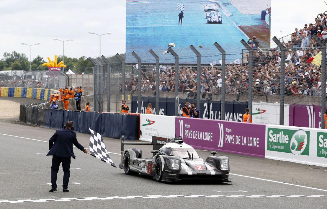 Le Mans (F) 2016: Porsche 919 Hybrid, Porsche Team: Romain Dumas, Neel Jani, Marc Lieb