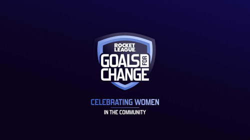 Rocket League presenta Goals For Change