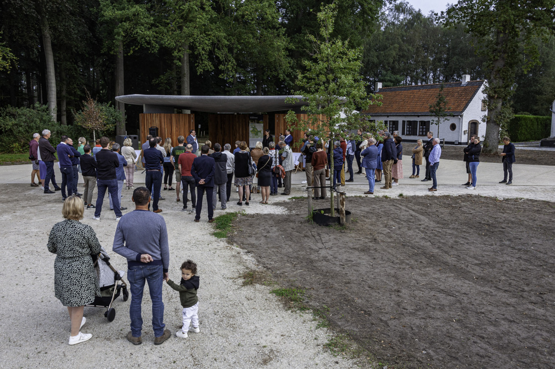 Parking Aanwijs wordt onthaalpoort voor landschapspark Bulskampveld