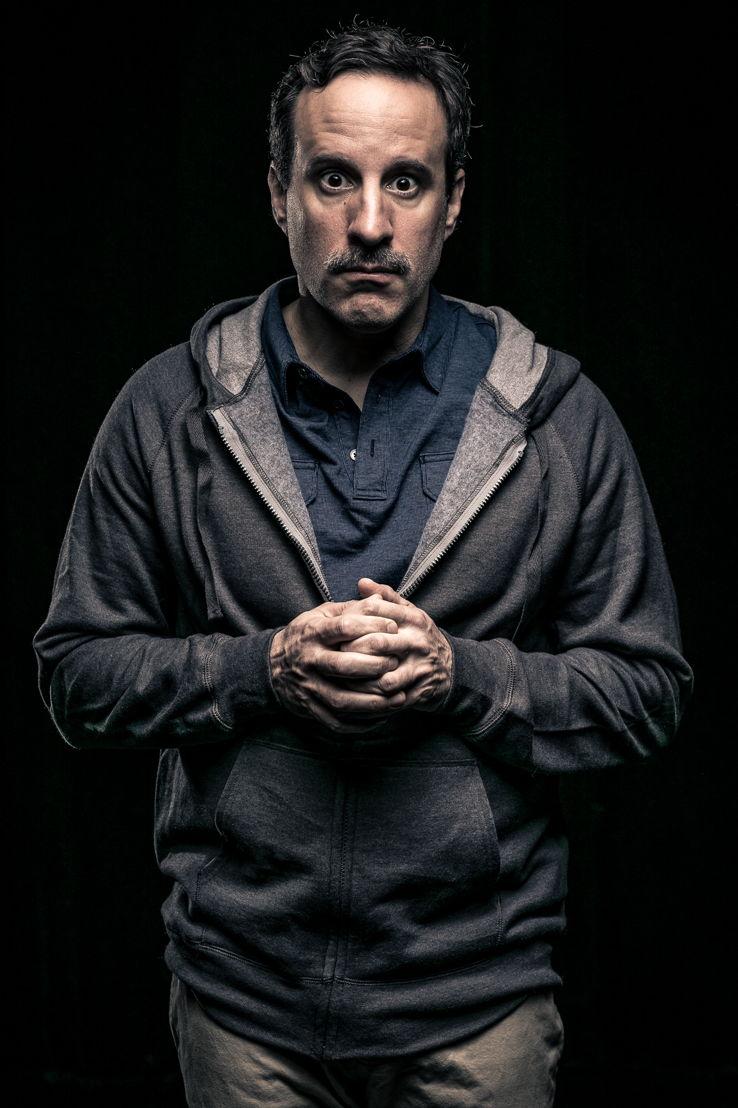 "Dan Triandiflou as ""Harold"" (photo by Daniel Parvis)"