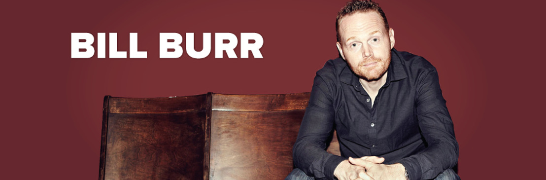 American comedy legend Bill Burr coming to Belgium