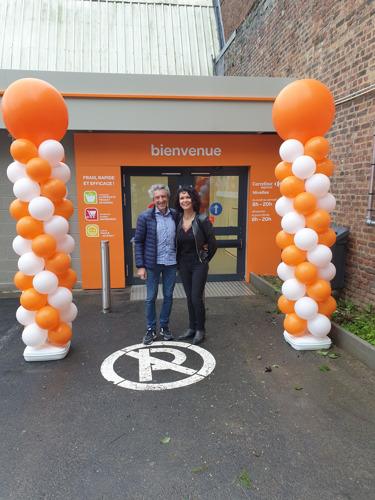 Un nouvel Express Orange ouvre ses portes à Nivelles