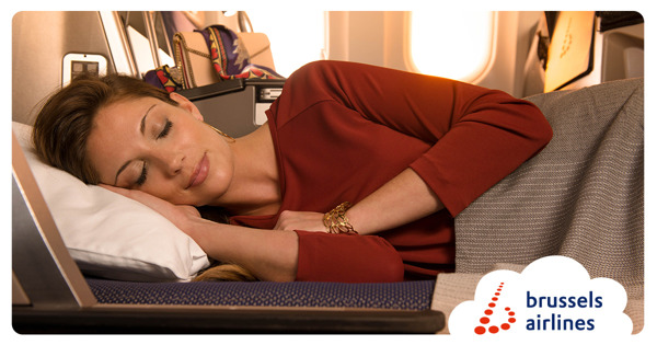 Preview: Brussels Airlines is awarded 'Best Trans-Atlantic Airline'