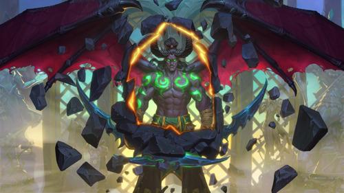 Hearthstone : les joueurs peuvent désormais débloquer gratuitement la classe du Chasseur de démons