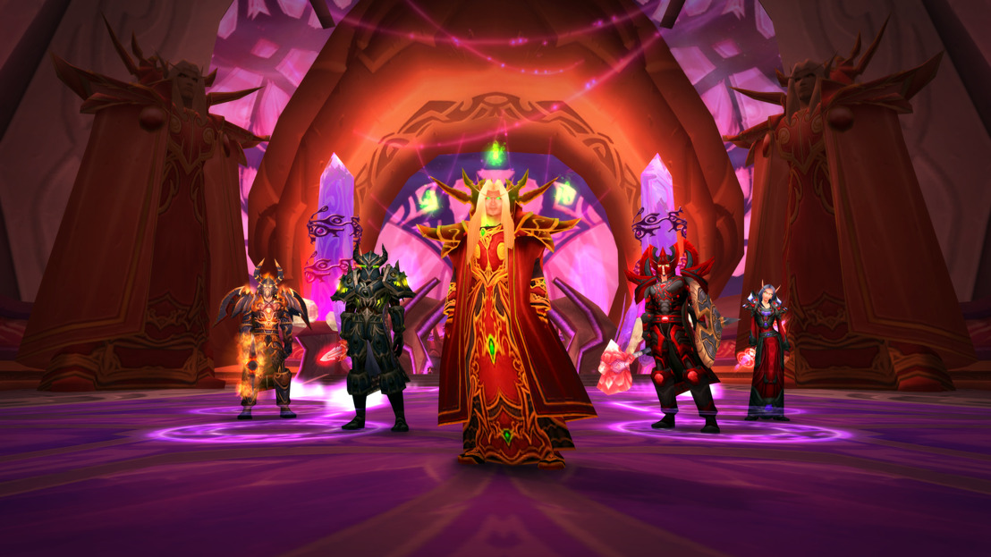 La mise à jour Seigneurs de l'Outreterre arrive dans Burning Crusade Classic le 16 septembre