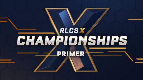 Las RLCS X Championships Comienzan Mañana