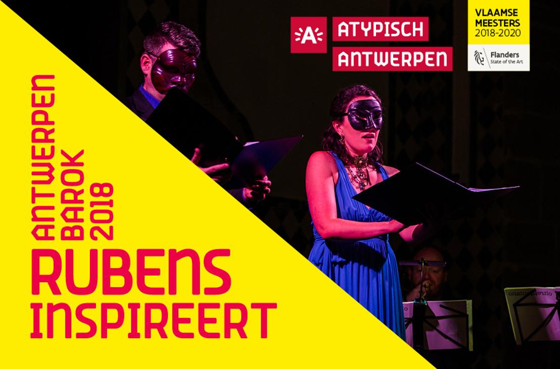 29.11.2018 Persnieuwsbrief december 'Antwerpen Barok 2018'