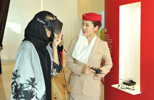 Emirates Unveils Innovative Activations at the Emirates Airline Festival of Literature