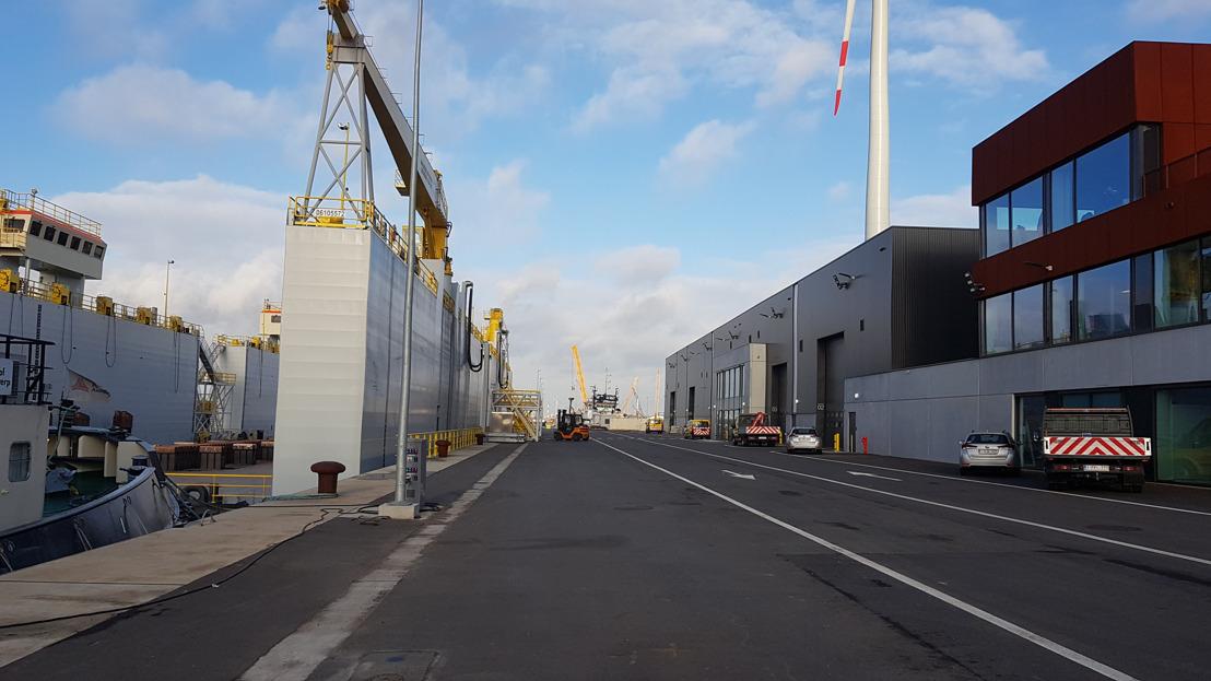 Nieuw nautisch operationeel zenuwcentrum voor Port of Antwerp