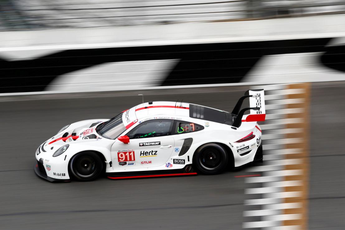 The story of Porsche's RSR models