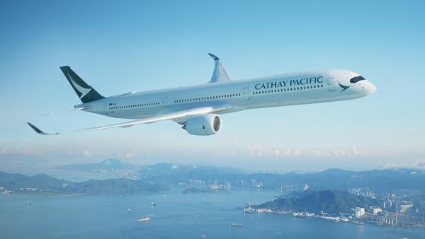 Preview: 國泰航空承諾於2030年 採用百分之十可持續航空燃油