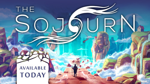 Philosophical Puzzler 'The Sojourn' is here!