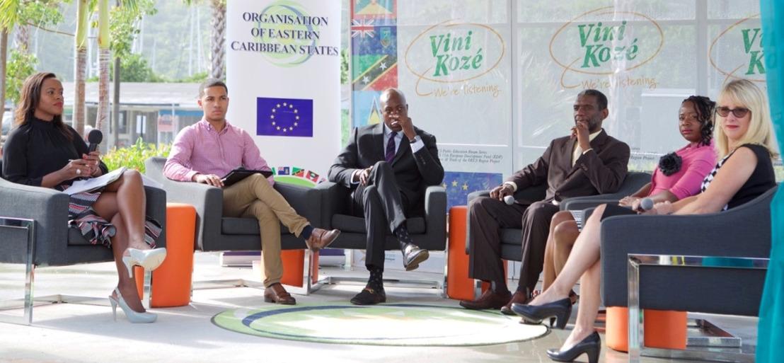 Vini Kozé Television Broadcast begins in OECS Member States and the UK & USA Diaspora