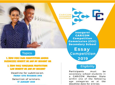 Launch of Regional Youth Essay Writing Competition for students
