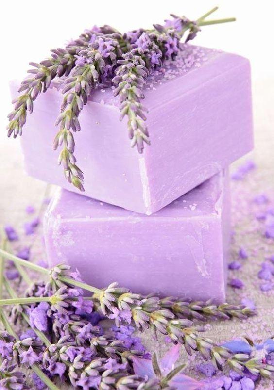 Productos con lavanda en Pinterest que puedes hacer en tu casa esta primavera