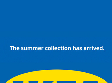 DDB & IKEA announce the arrival of the new summer collection