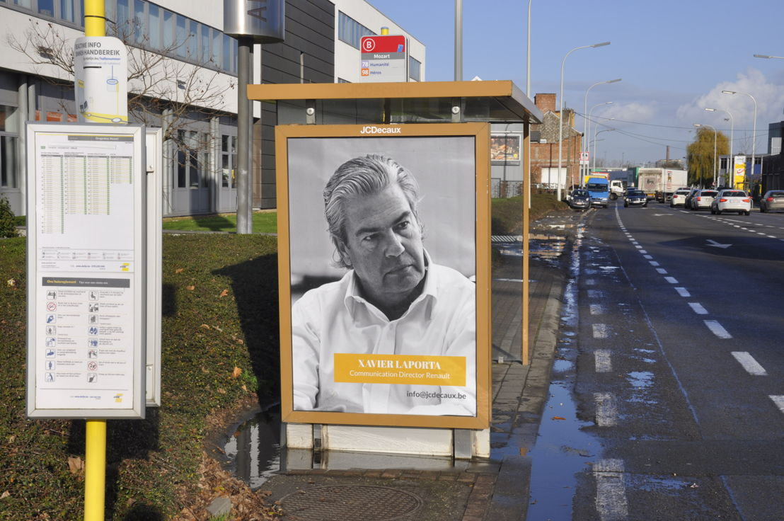 JCDecaux - Personal Billboard (Campaign image)