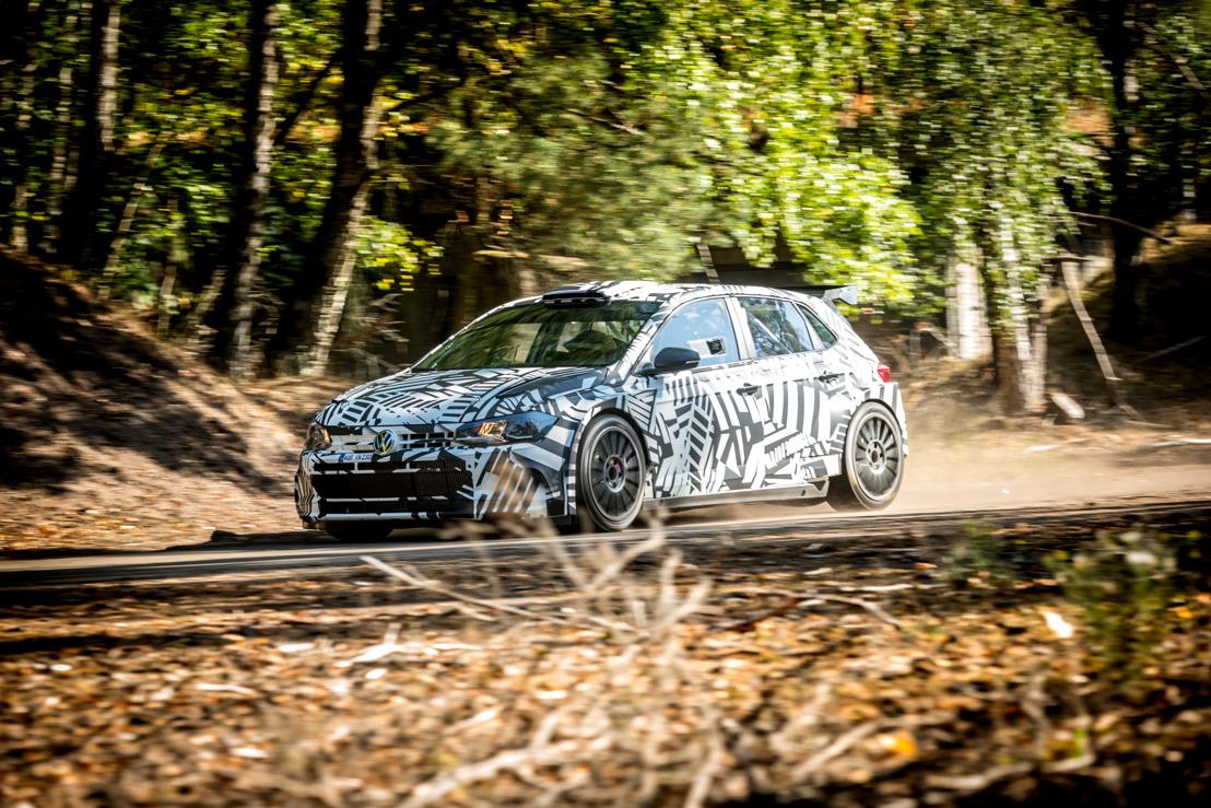 La VW Polo GTI R5 débutera sa carrière en Espagne