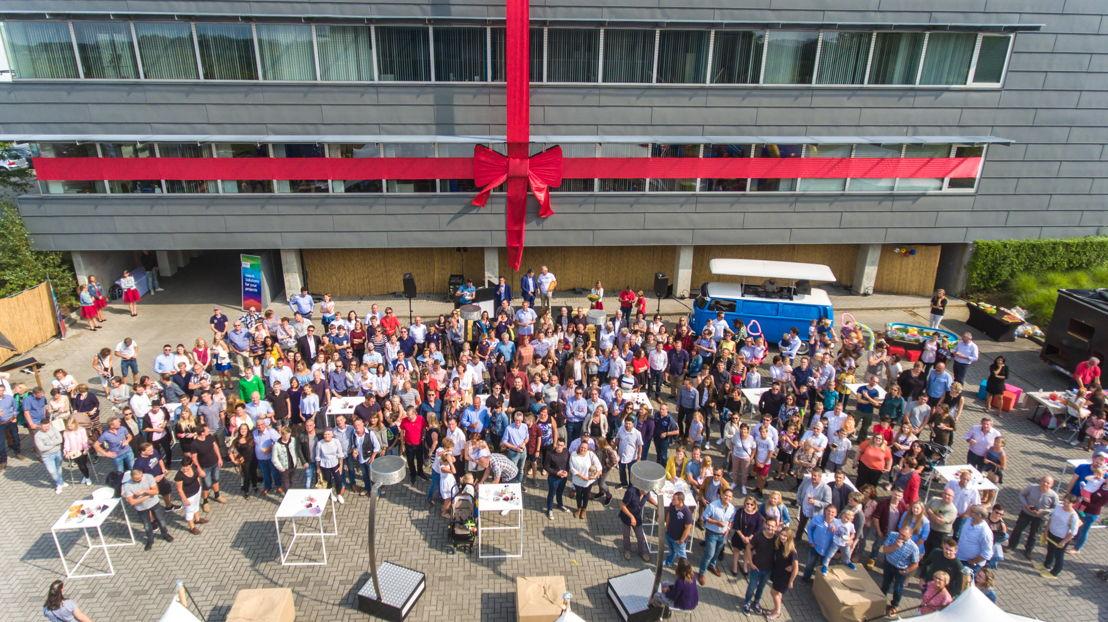 Le nouveau site Bosch à Malines