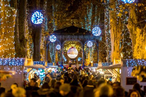 Le marché de Noël de Zagreb élu plus beau d'Europe pour la troisième année consécutive