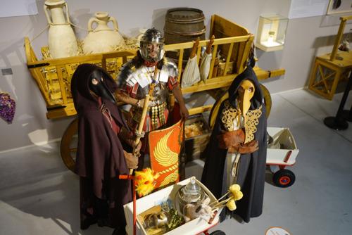 'HATSJOE… Gezondheid! Over gezondheid, hygiëne en pandemieën in de Romeinse tijd'