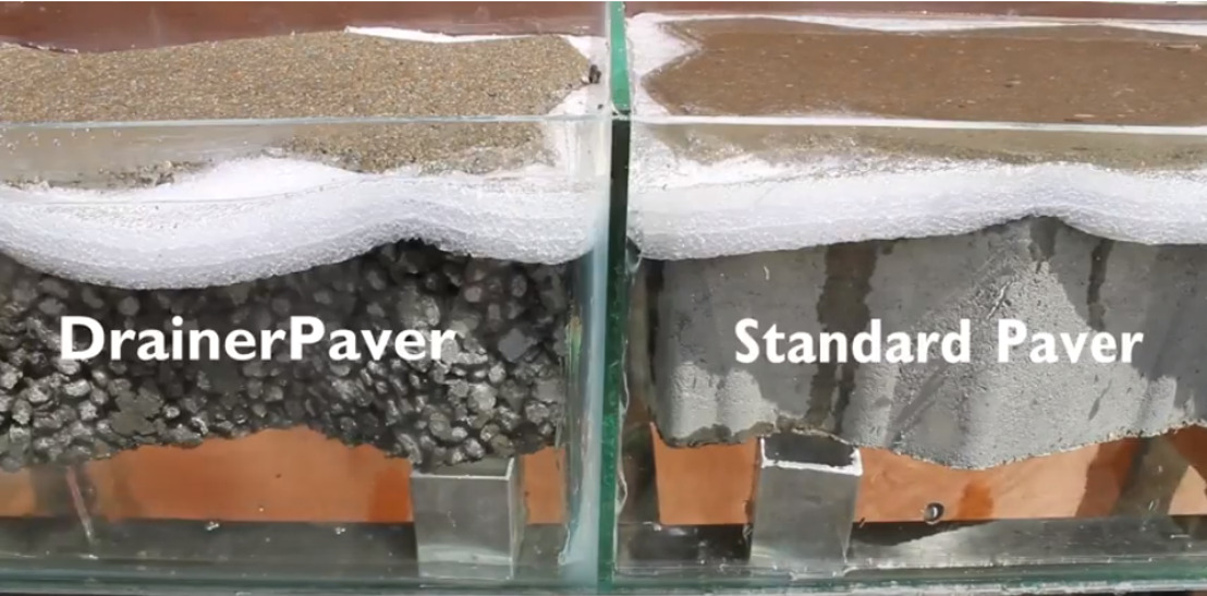 Jebsen & Jessen (SEA) Develops Low-Cost Permeable Paver to Alleviate Floods
