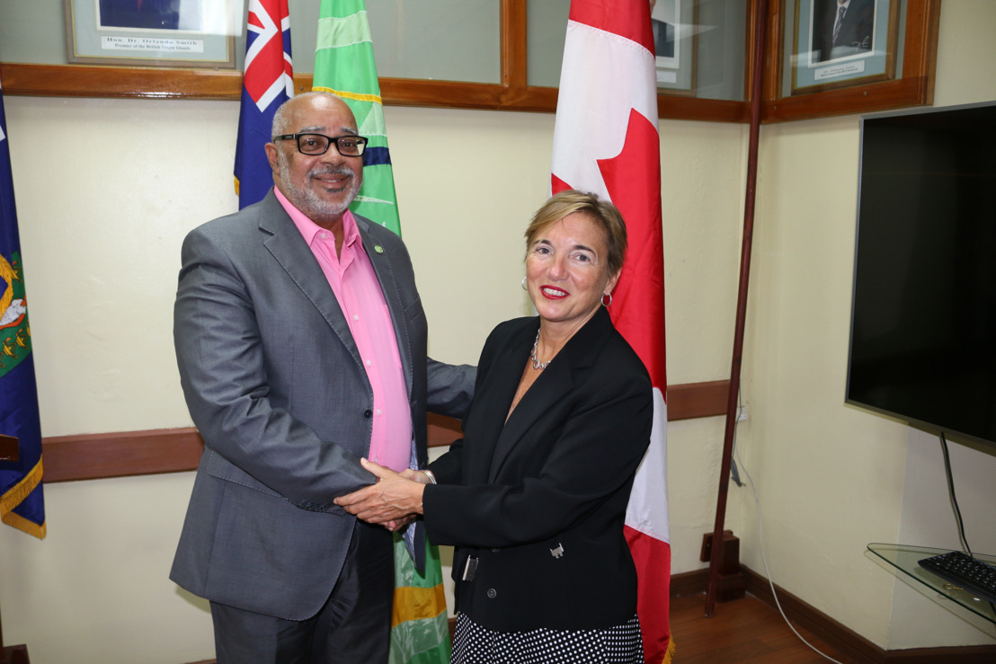 Accreditation of High Commissioner signals further deepening of OECS/Canada Relations