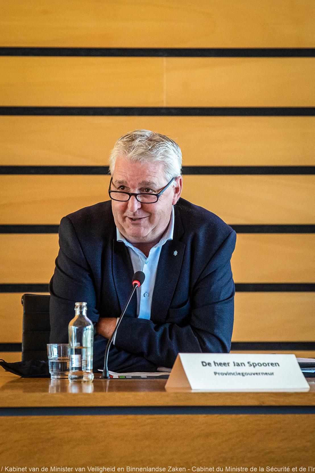 Provinciaal overleg rond aanpak transmigratie op snelwegparkings in Vlaams-Brabant leidt tot concrete resultaten