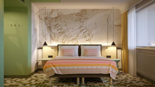 ibis Styles eröffnet in Sierre grösstes Hotel der Region
