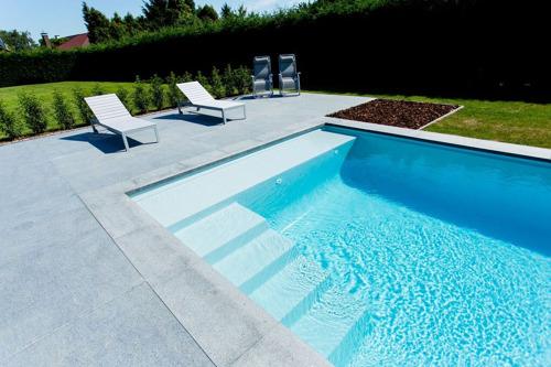 Augmentation significative des ventes de piscines en Belgique depuis 1 an