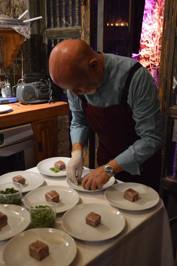Chef Gerardo Vázquez Lugo