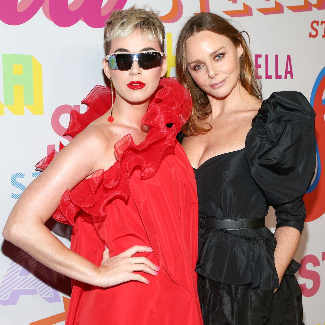 Katy Perry y Stella McCartney