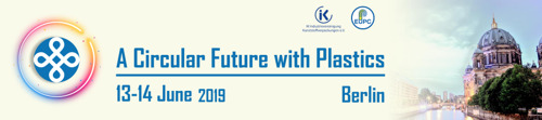 "EuPC and IK organise 2019 conference ""A Circular Future with Plastics"""