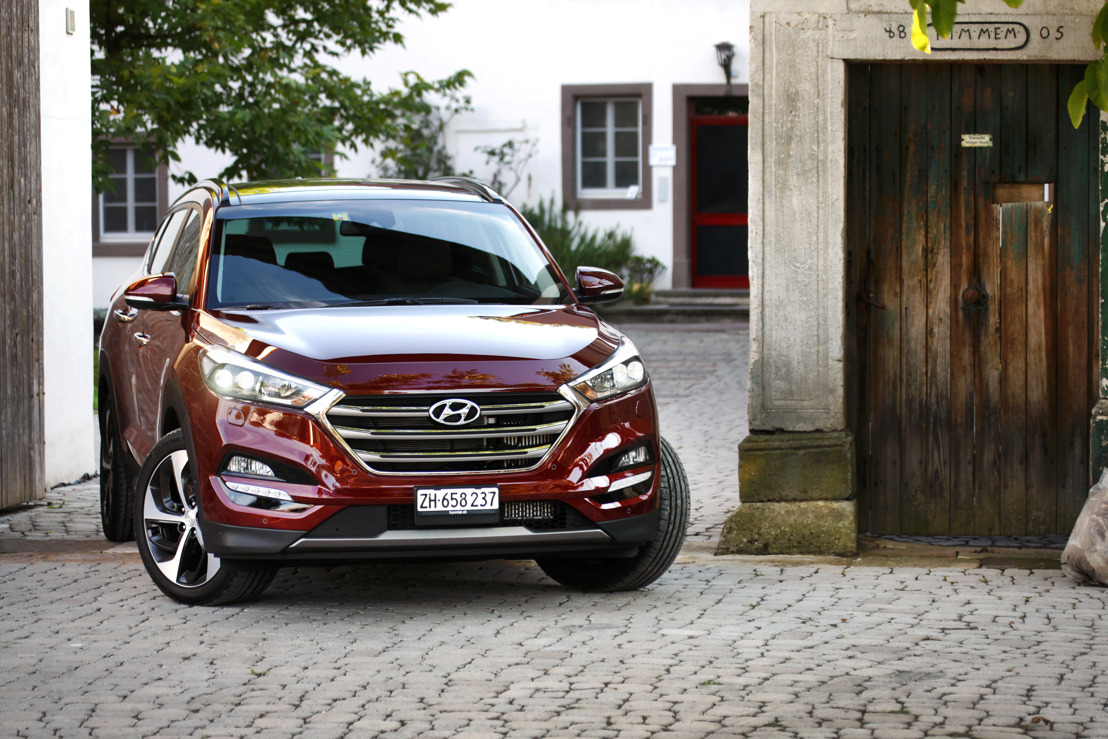 Medieninformation - All-New Tucson