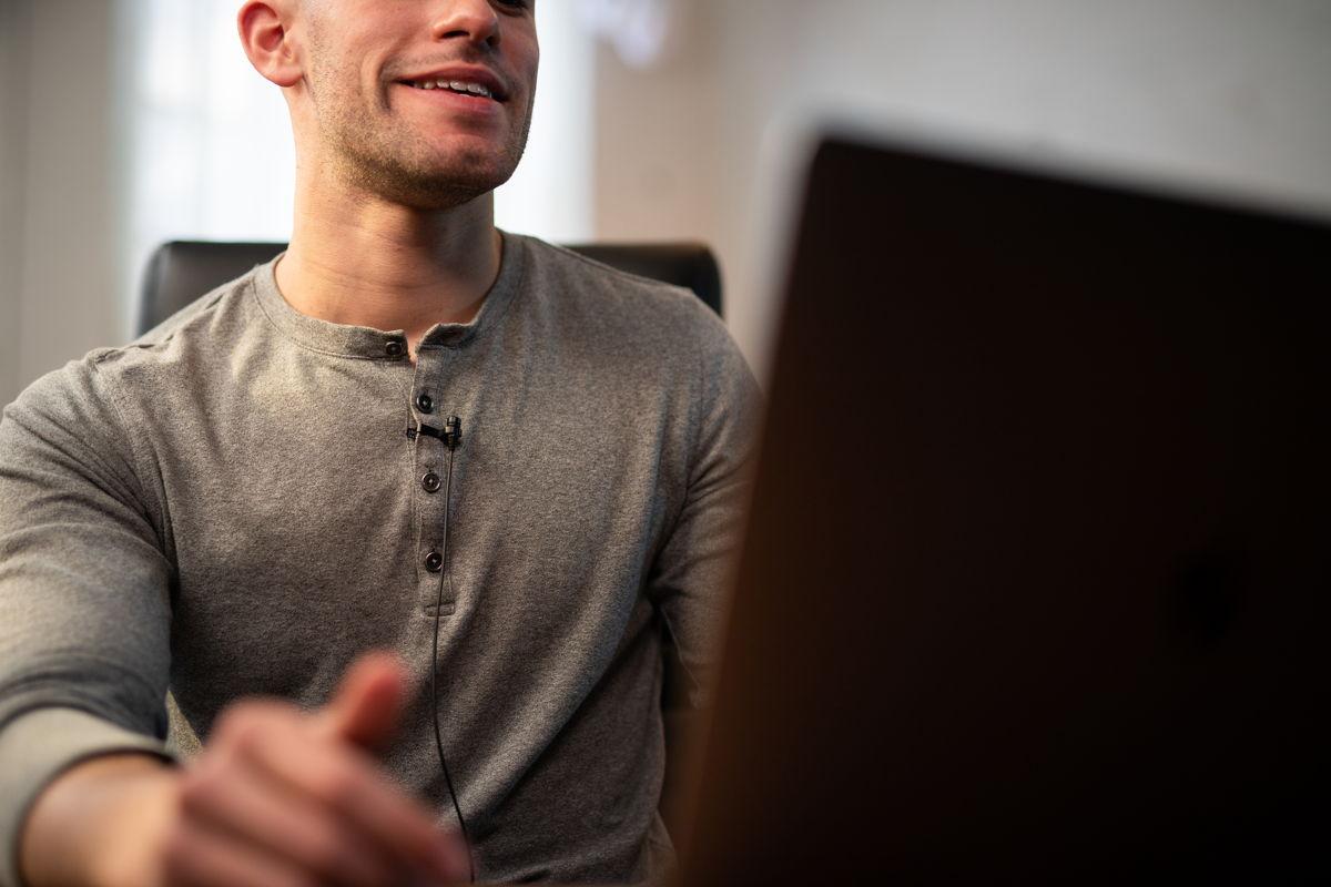 XSLavis ideaal om podcasts op te nemen met je laptop.